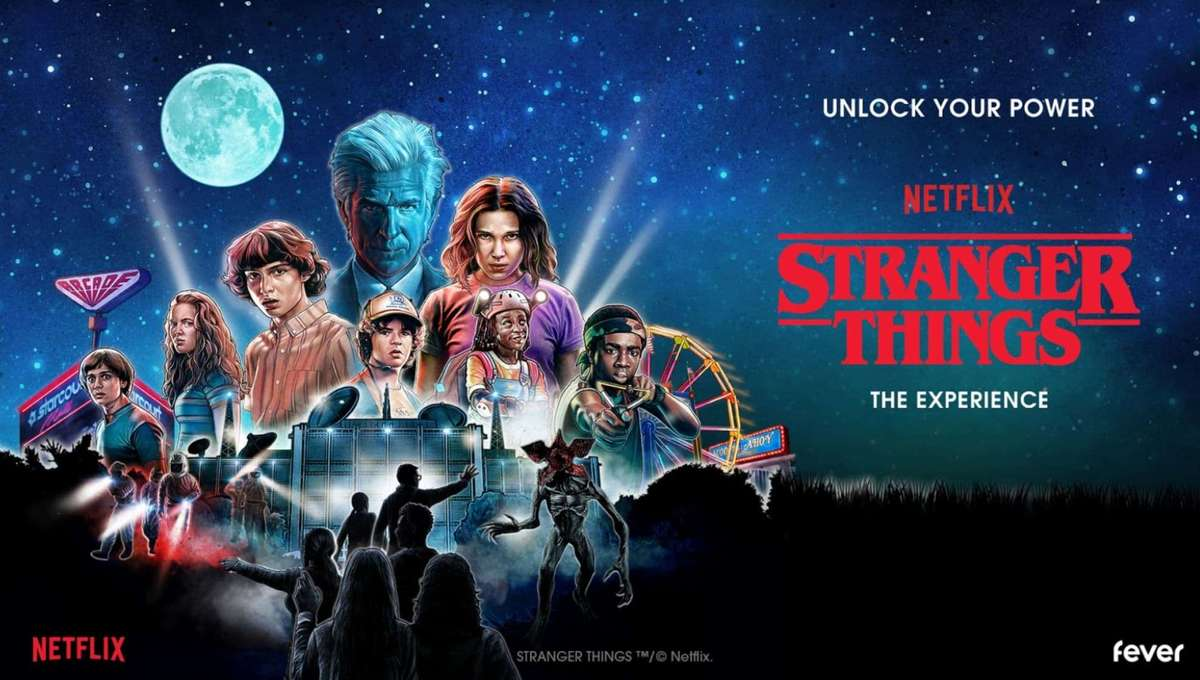 Stranger Things Experience