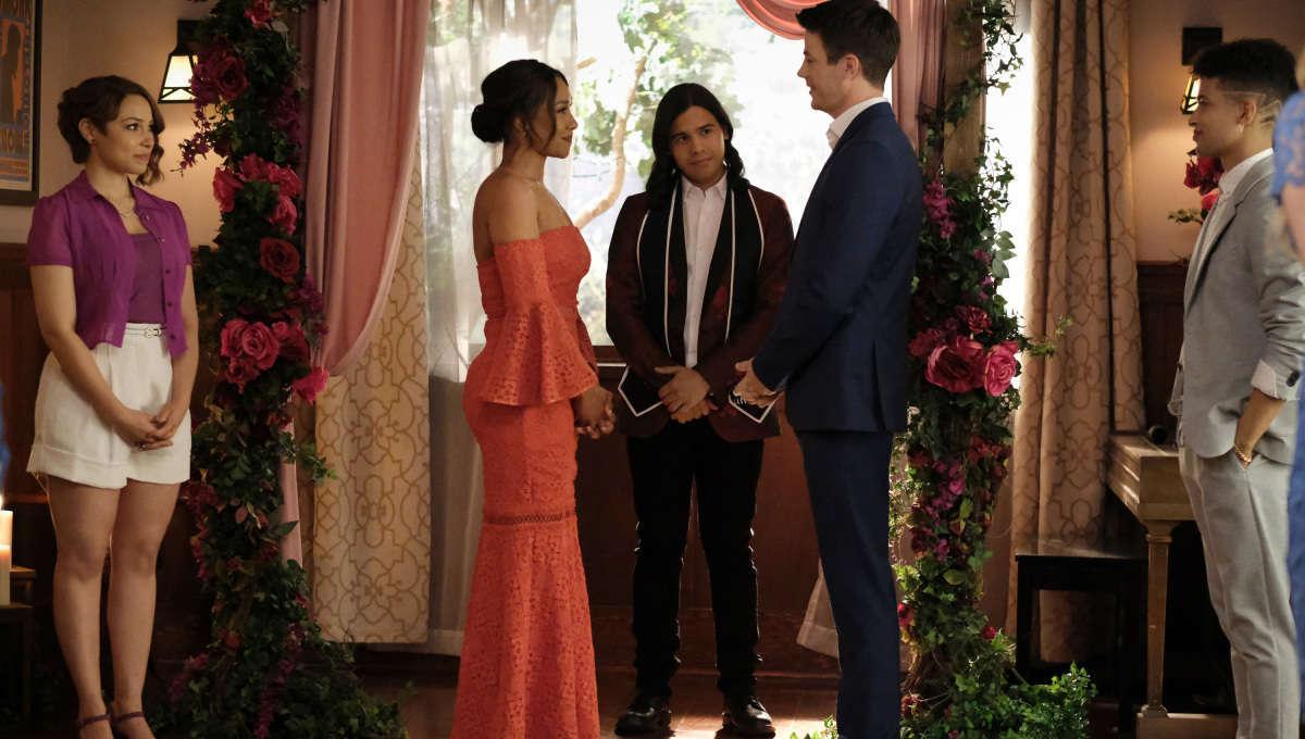 The Flash season finale Season 7