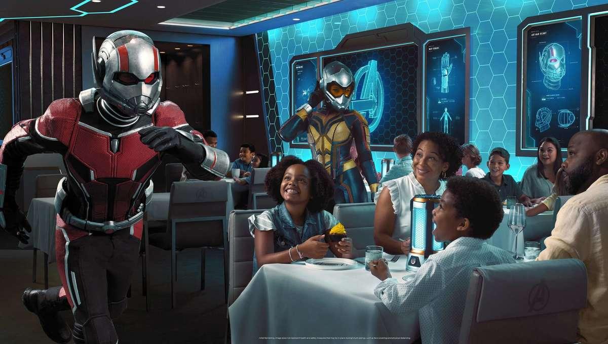 Worlds of Marvel Avengers Quantum Encounter