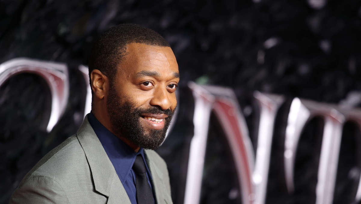 Getty Images Chiwetel Ejiofor