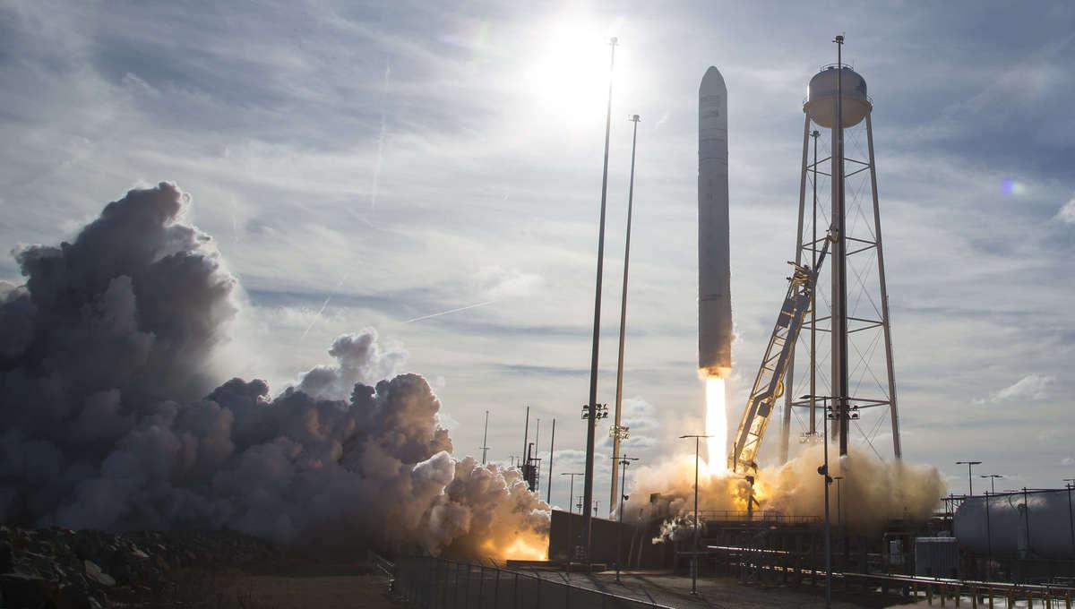 Northrop Grumman Antares rocket