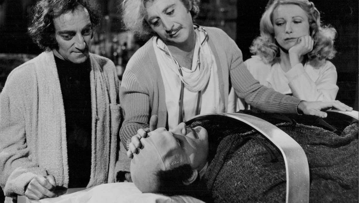 Young Frankenstein, 1974 via Getty Images