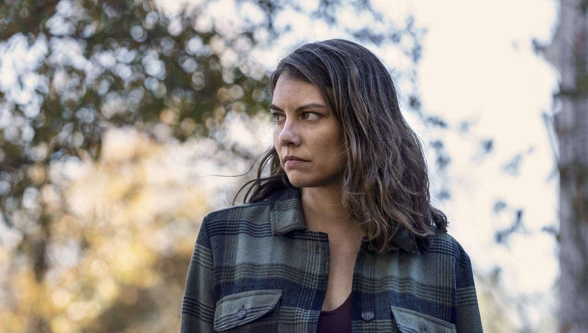 The Walking Dead Season 10C Lauren Cohan