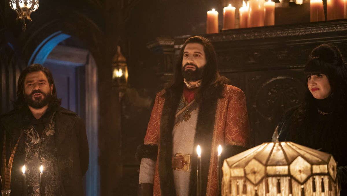 What we do in the shadows Season 3 Episode 1