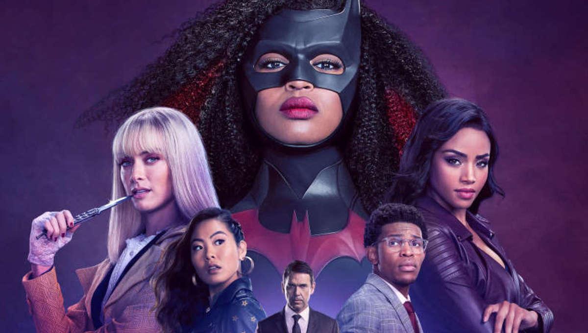 Batwoman poster Season 2 The CW