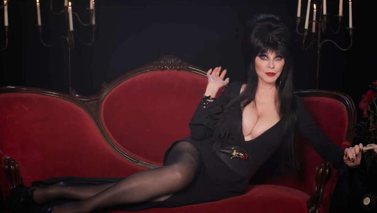 Elvira 40th Anniversary Special at Shudder