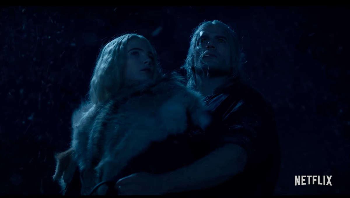 The Witcher Season 2 at Netflix