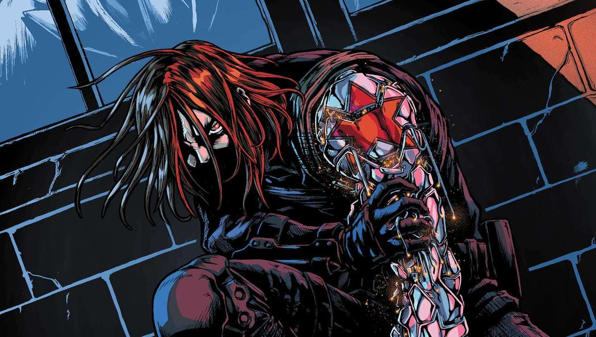 Marvel Devils Reign Winter Soldier 2