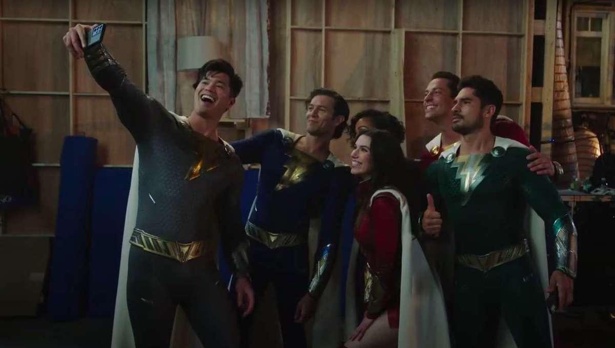 Shazam Fury of the Gods DC FanDome