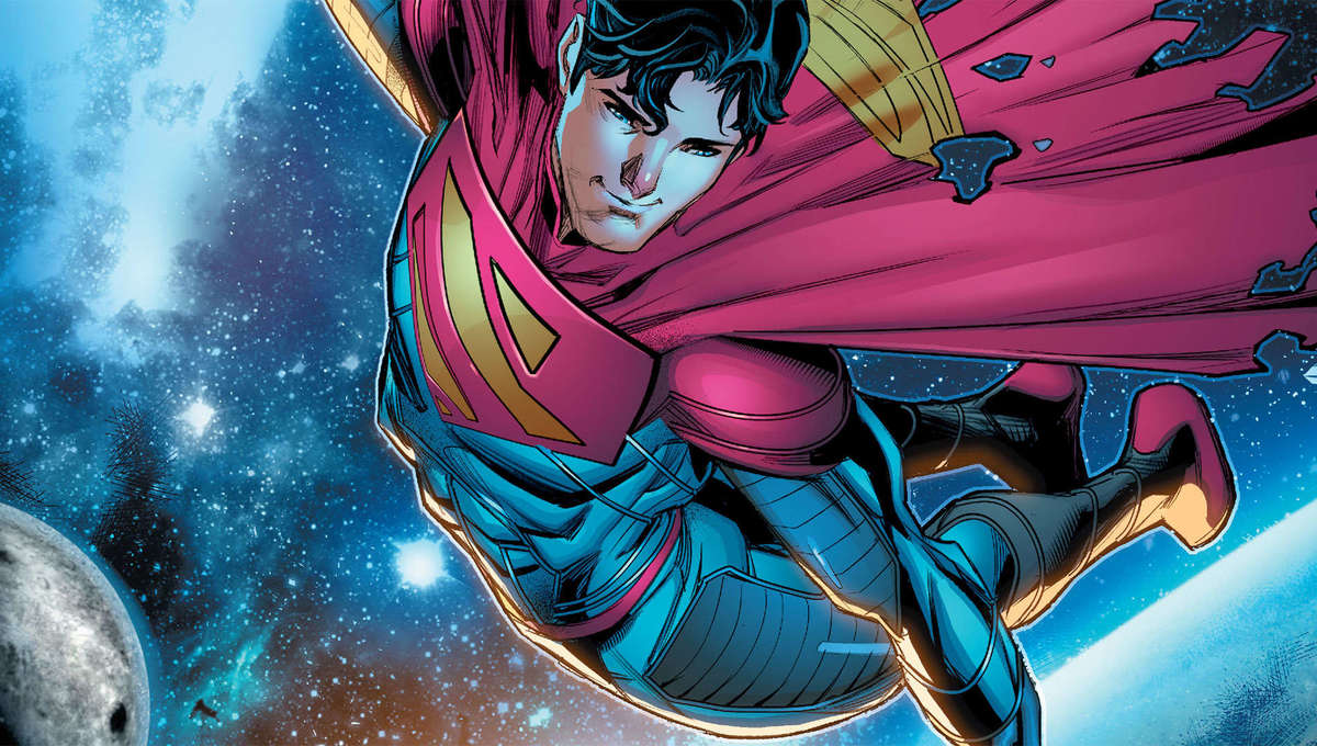 Superman Son of Kal El cover