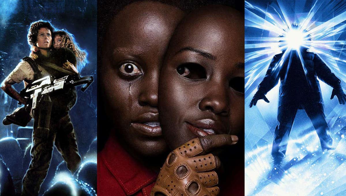 25 Scariest Sci-Fi MoviesTriptych