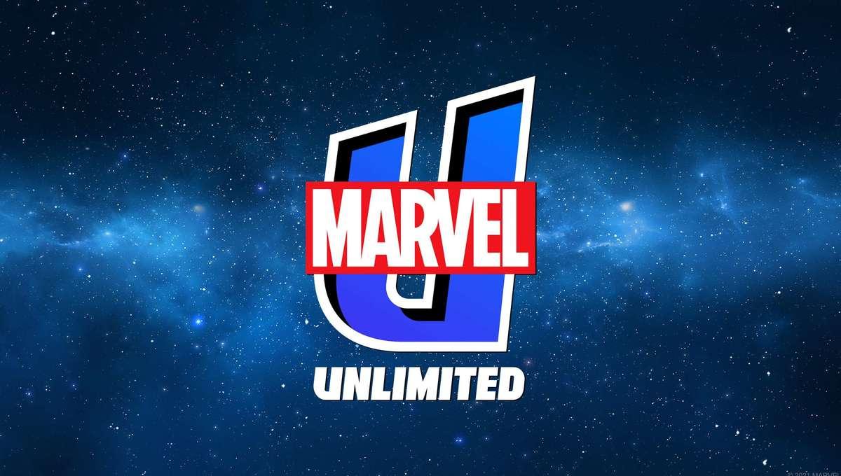 Marvel Unlimited App Upgrade Logo