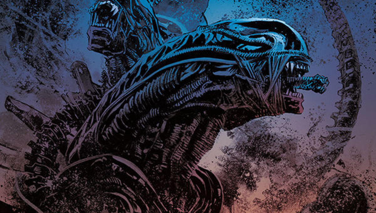 Aliens: Dust to Dust #1 Cover A