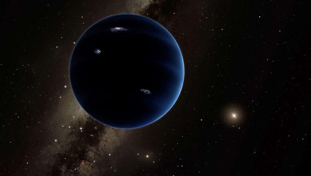 Liz Hypothetical Planet X