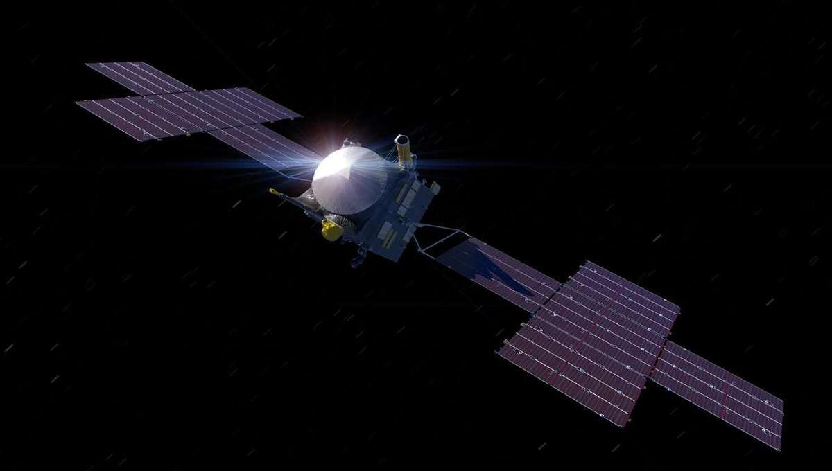Liz NASA Psyche Spacecraft