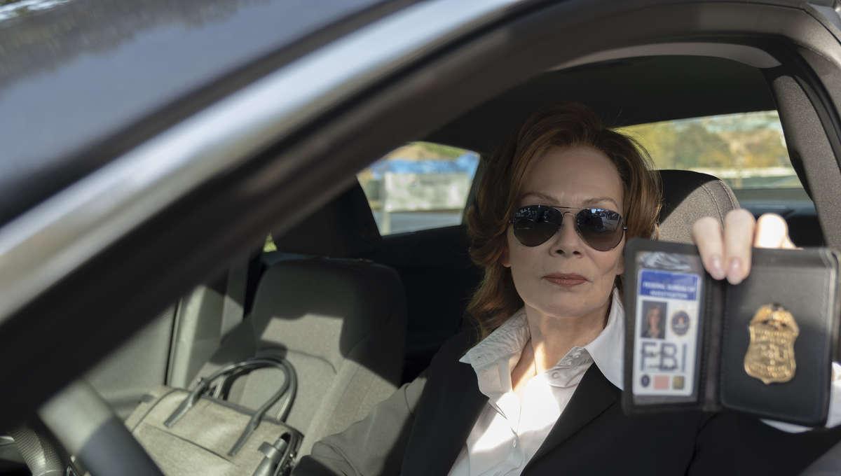 Jean Smart as Laurie Blake in HBO's Watchmen