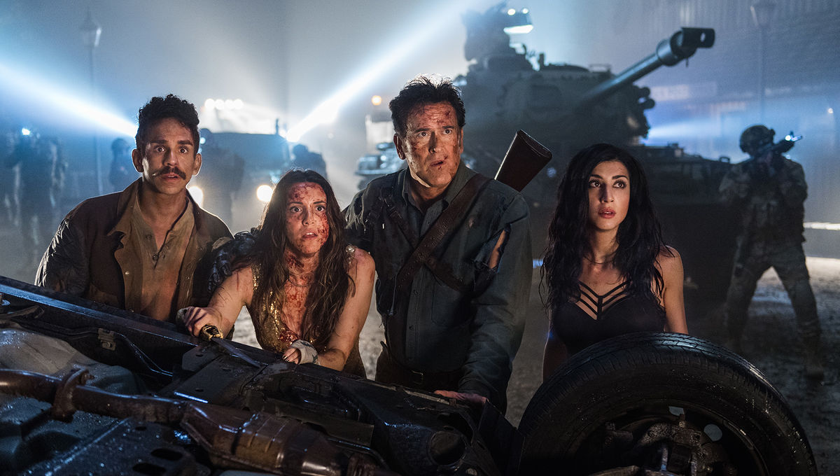 Ash vs Evil Dead Season 3 pic 1