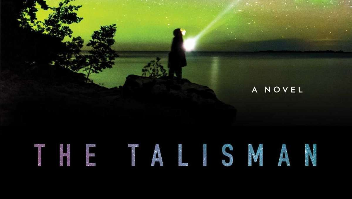 The Talisman front cover