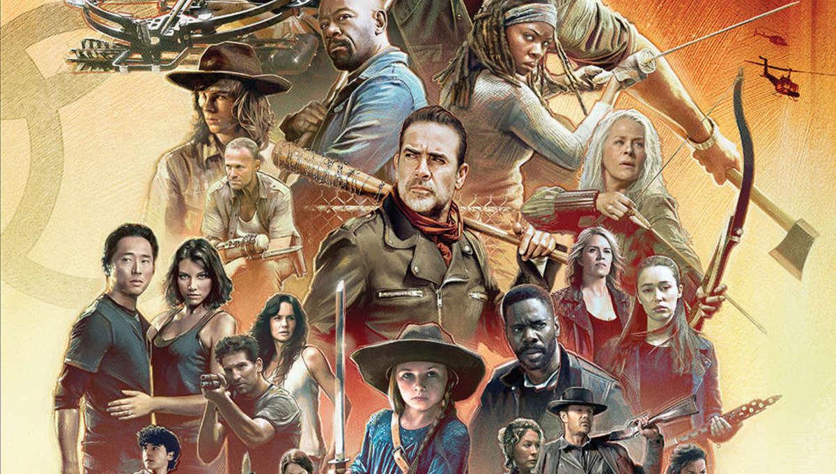 The Art of the Walking Dead
