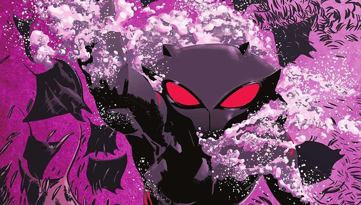 Black Manta #1 Cover
