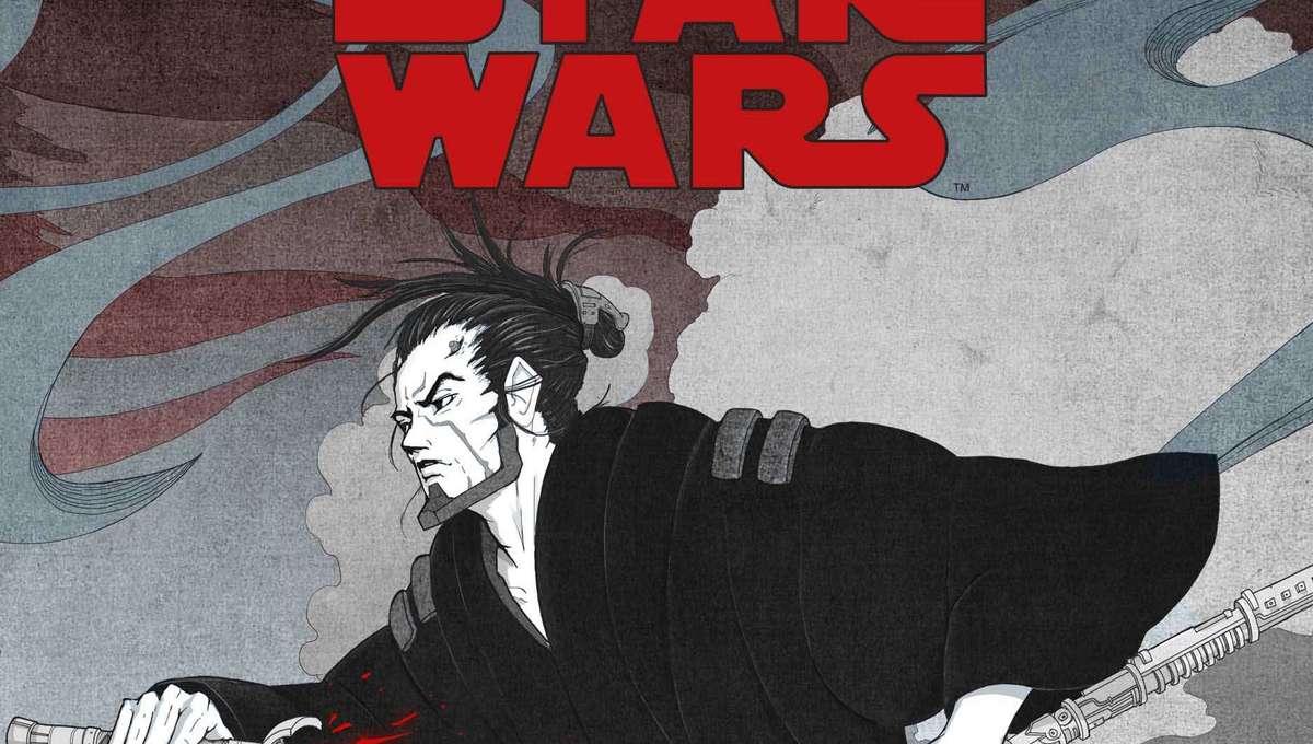 Star Wars Visions: Ronin Header