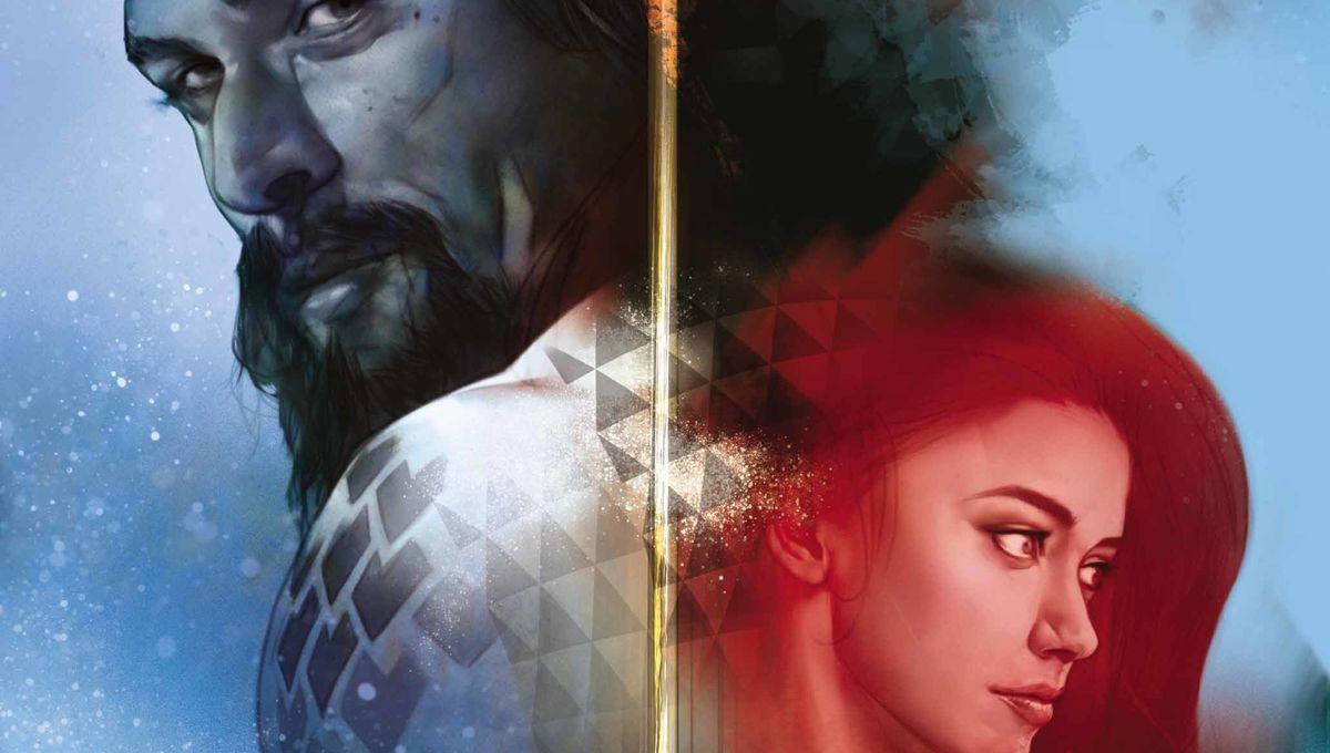 Aquaman #42 Variant Cover