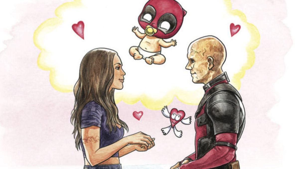 Deadpool 2 Target Booklet Pg1