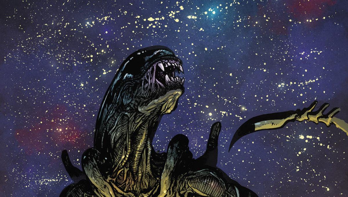Gibson's Alien 3 Cover 1