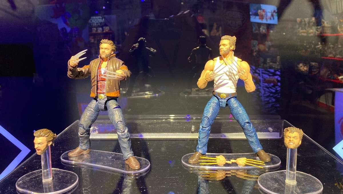 Wolverine Marvel Legends