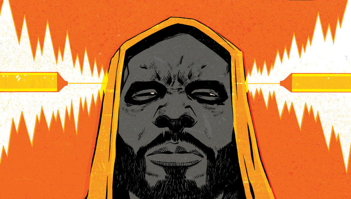 Luke Cage Marvel Digital Original Cover
