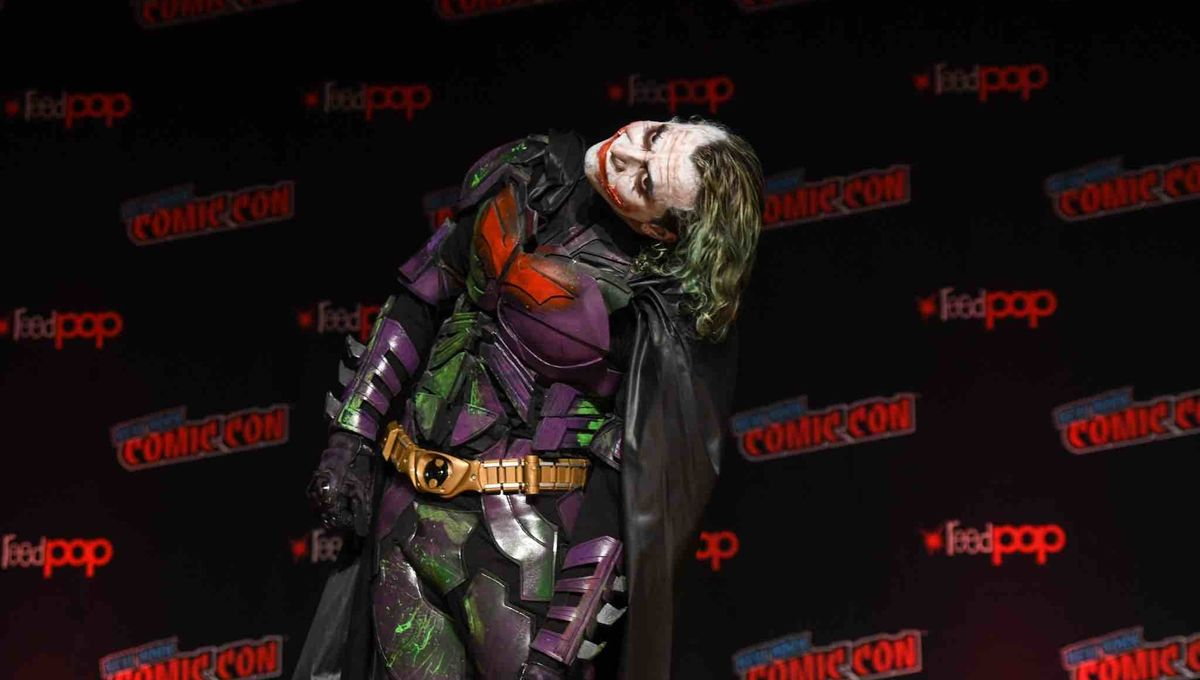 NYCC 2019 Championships of Cosplay 8