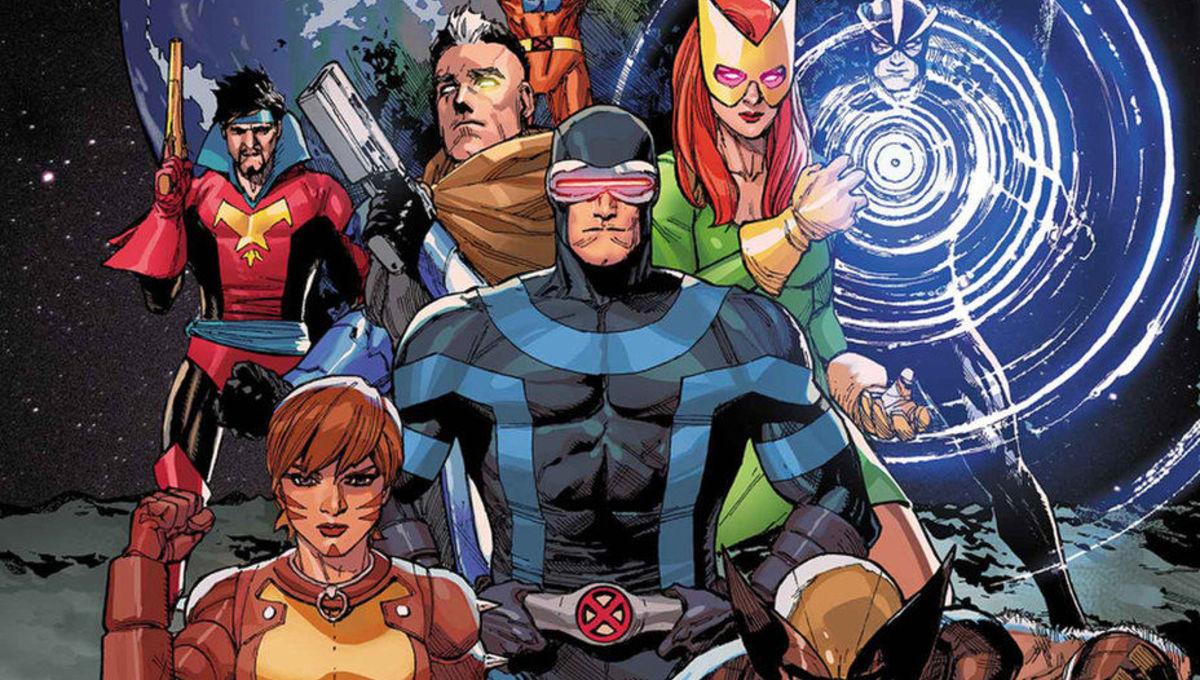 October comics X-Men