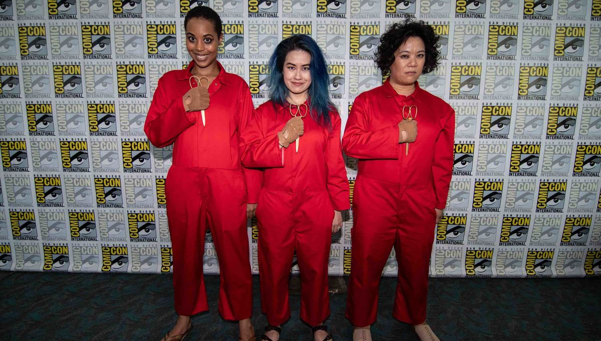 SDCC 2019 Thursday Cosplay 46
