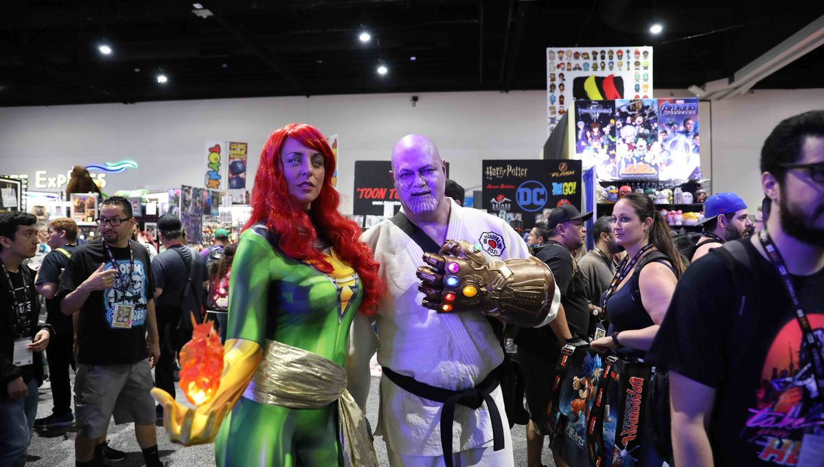 SDCC 2019 Thursday Cosplay 71