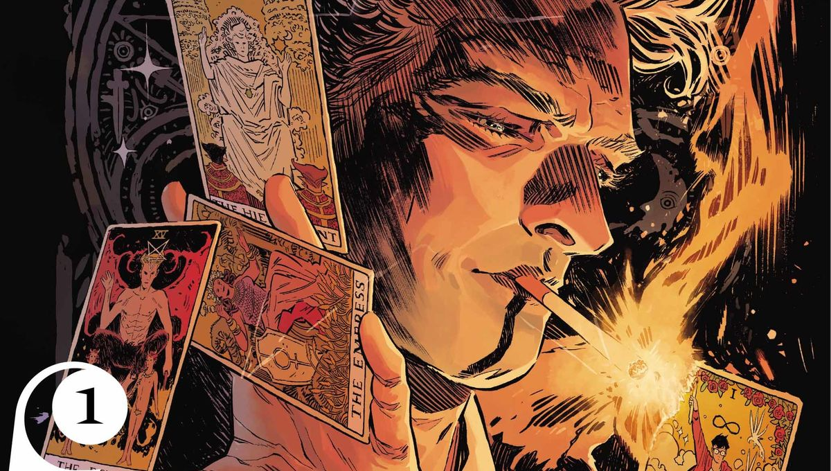 Sandman Universe Presents Hellblazer Cover (2)