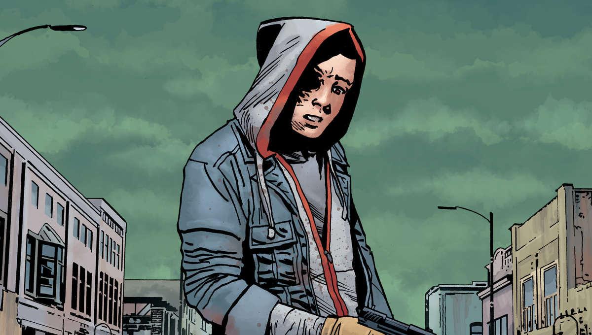 The Walking Dead #192 Regular Cover