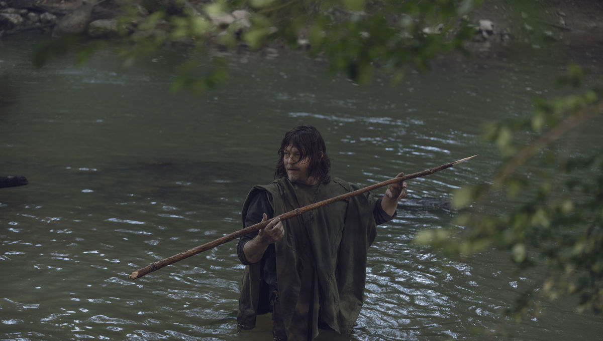 The Walking Dead ep 906 1