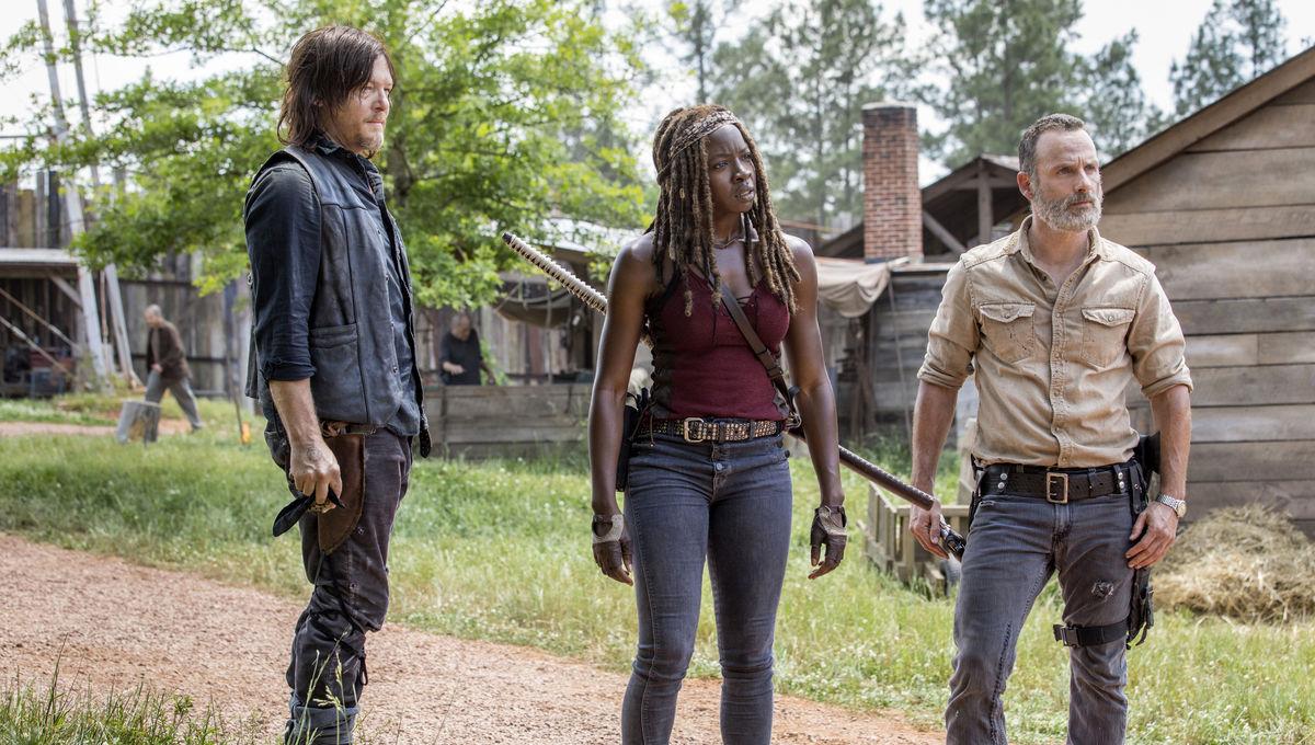 The Walking Dead Season 9 Episode 1 11