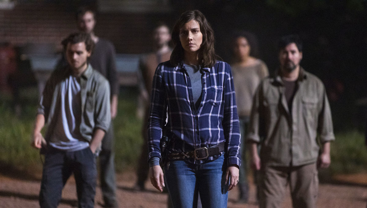The Walking Dead Season 9 Episode 1 12