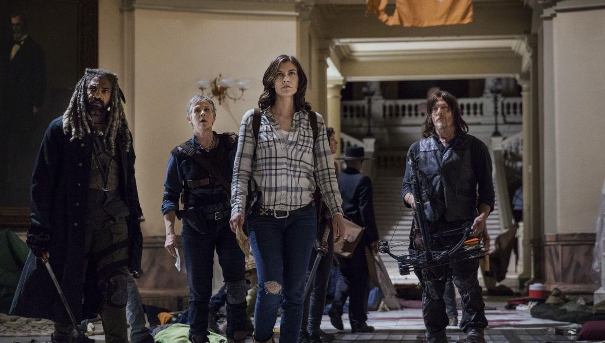 The Walking Dead Season 9 Episode 1 6