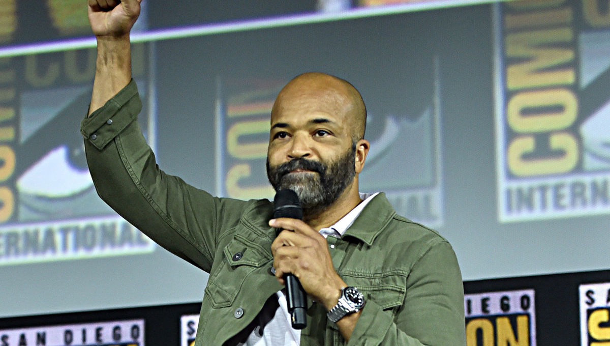 Jeffrey Wright SDCC 2019 What If...?