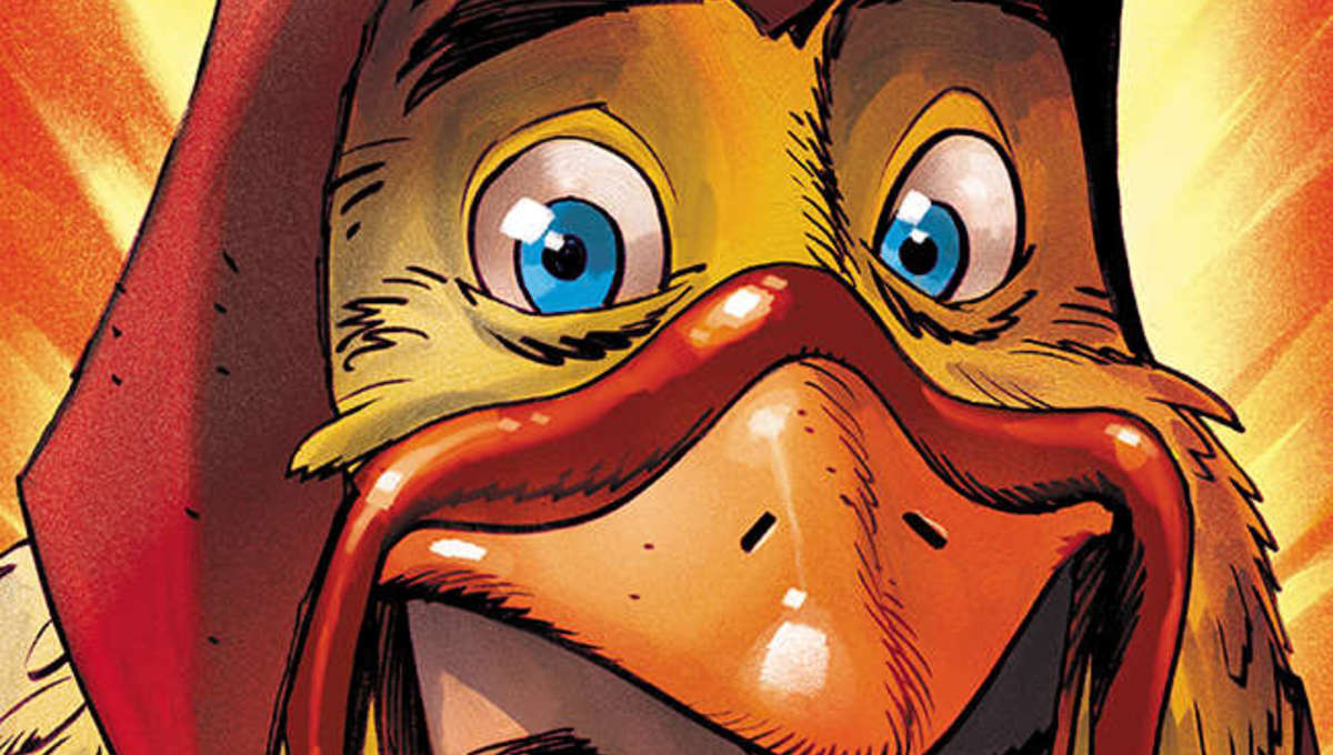 Aftershock Comics Chicken Devil NYCC