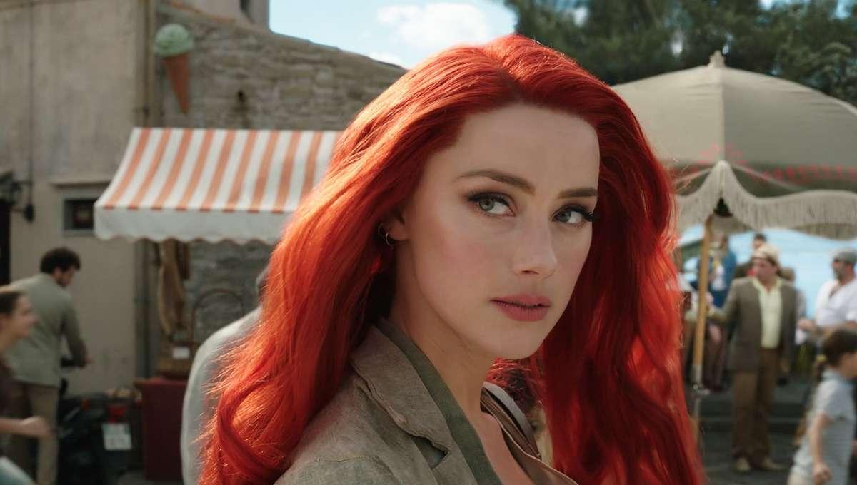 AMBER HEARD as Mera in Warner Bros. Pictures Aquaman