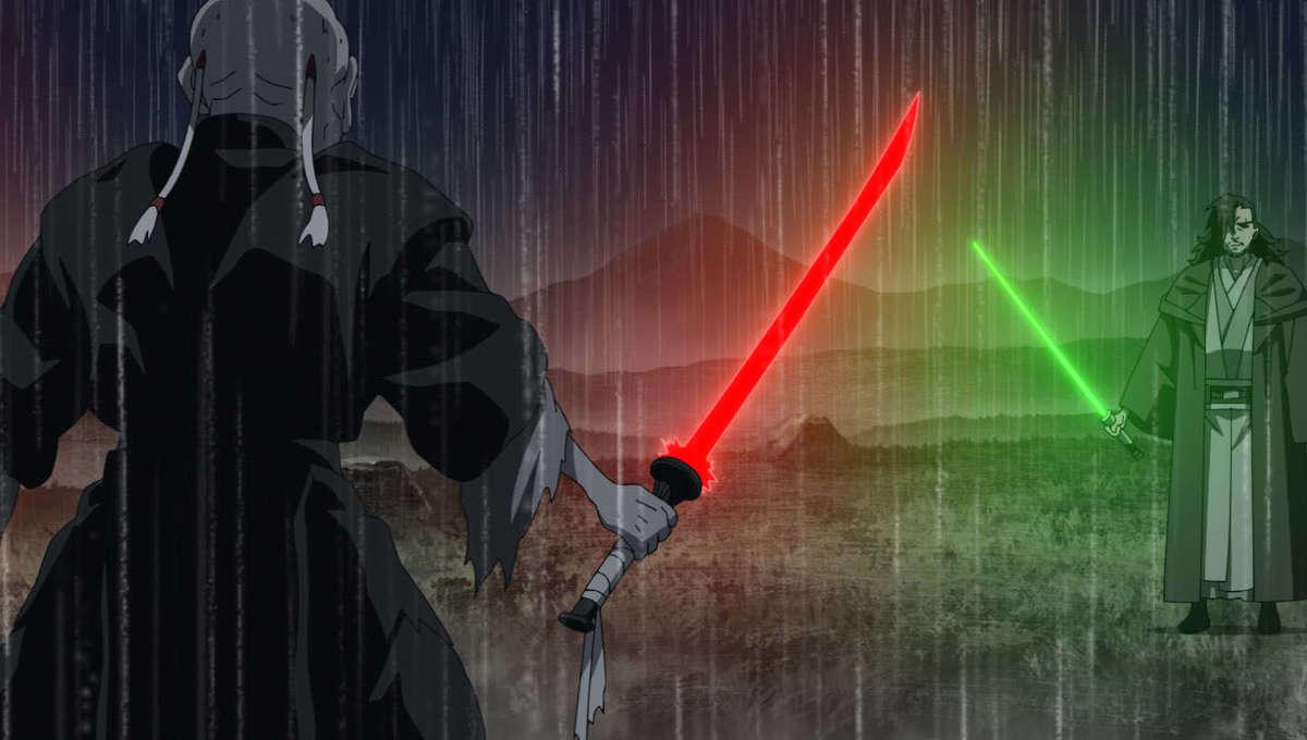Star Wars: Visions Still
