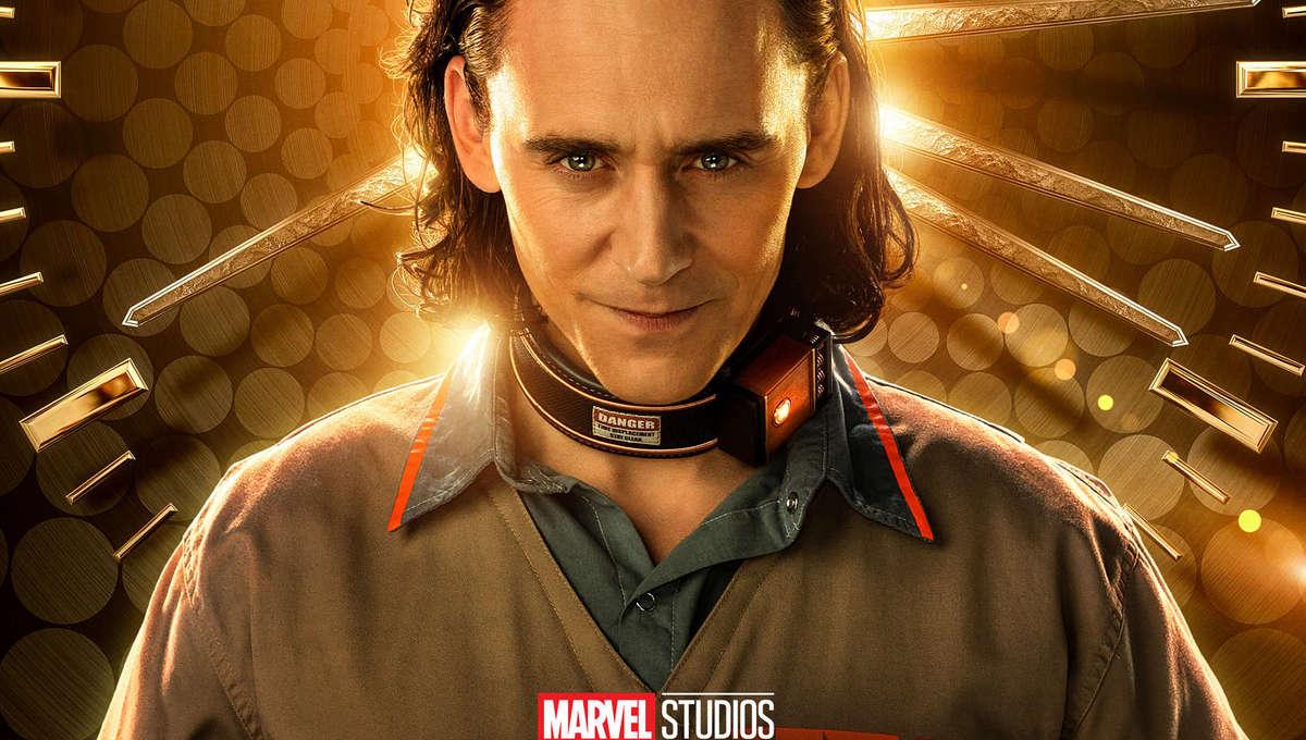 Loki key art