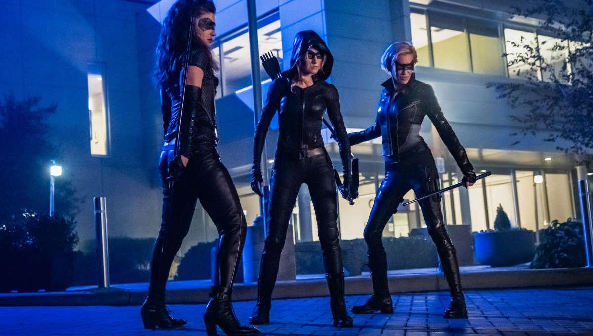 Arrow spinoff 3