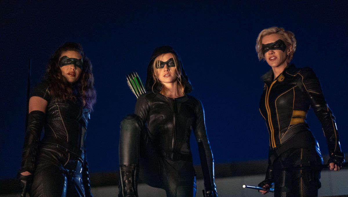 Arrow spinoff 7