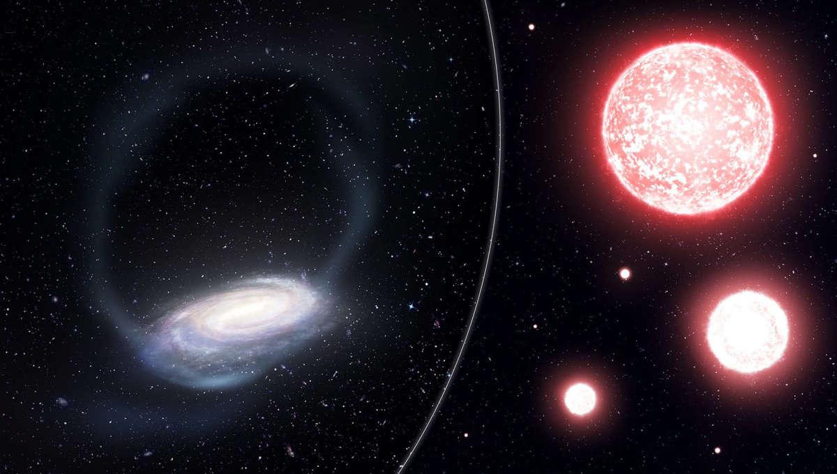 'Milky Way look-alike' galaxy found 12B light-years from Earth