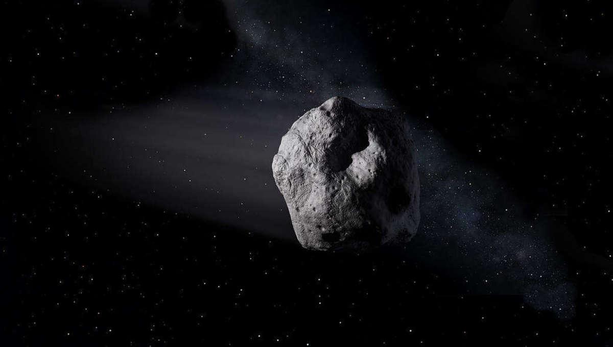 Liz Asteroid