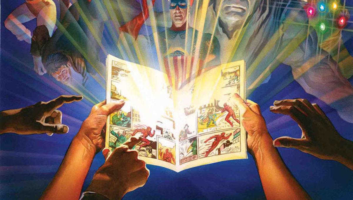 August Comics Marvel 1000